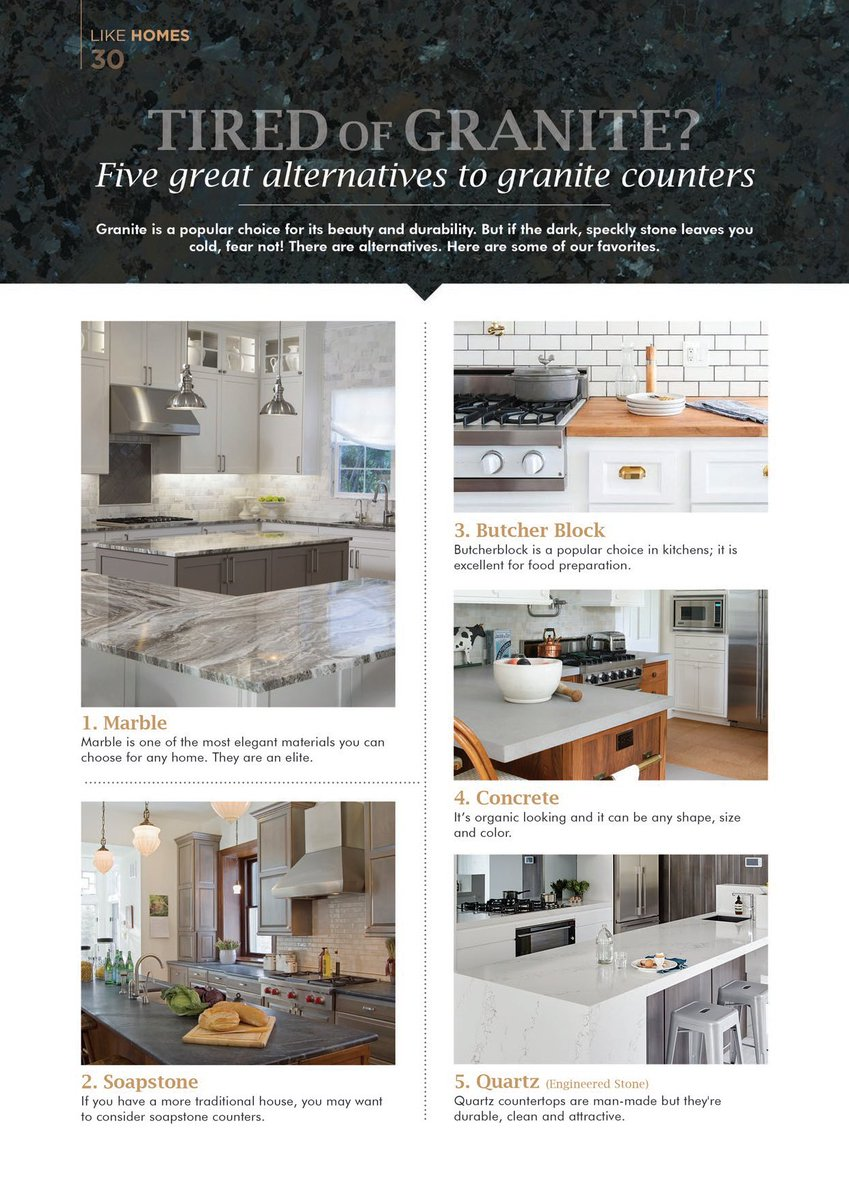 Ijm Land Berhad On Twitter Tired Of Granite For Your Kitchen