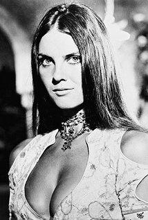Happy 69th birthday to Caroline Munro, Naomi in The Spy Who Loved Me (1977).