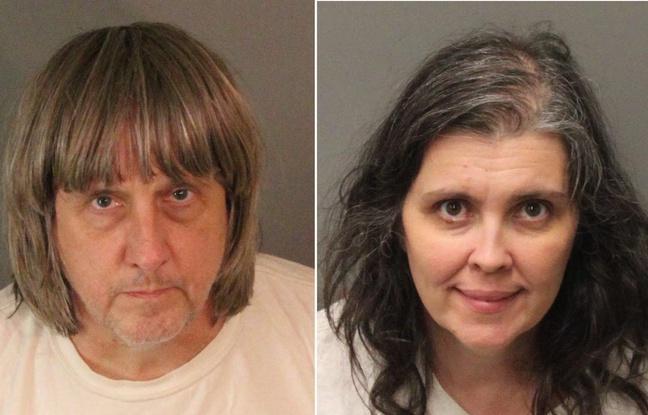 Californie: 13 frères et sœurs découverts enchaînés et affamés, les parents arrêtés https://t.co/2ZIWftj2xU