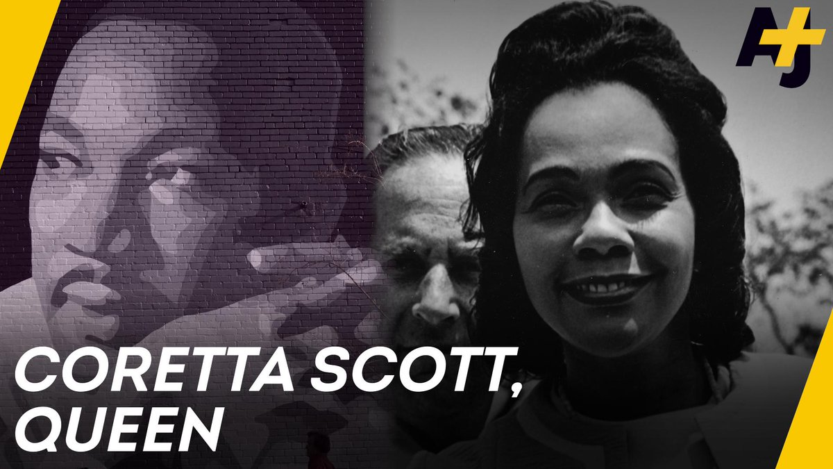 5 things you should know about Coretta Scott King, the woman who stood by #MLK's side and continued his legacy. #MLKDay