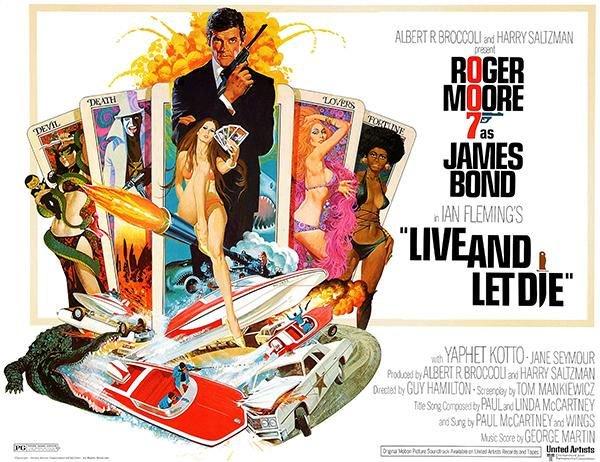 [好雷] 007 生死關頭 Live and Let Die (1973)