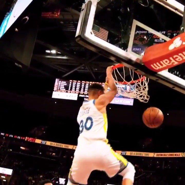 NBA's photo on #DubNation