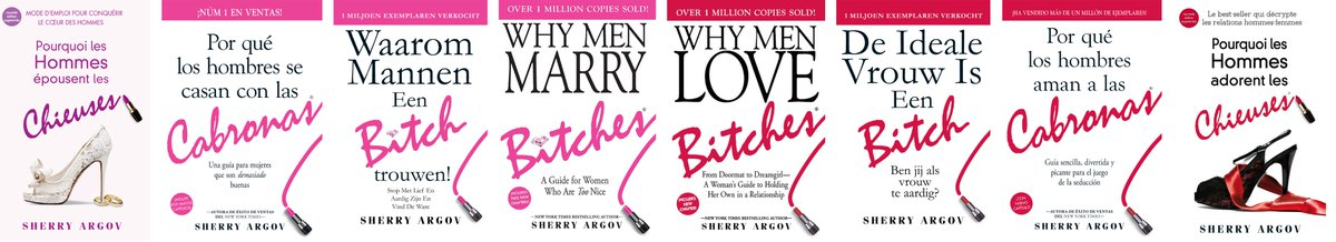 why do men marry bitches book