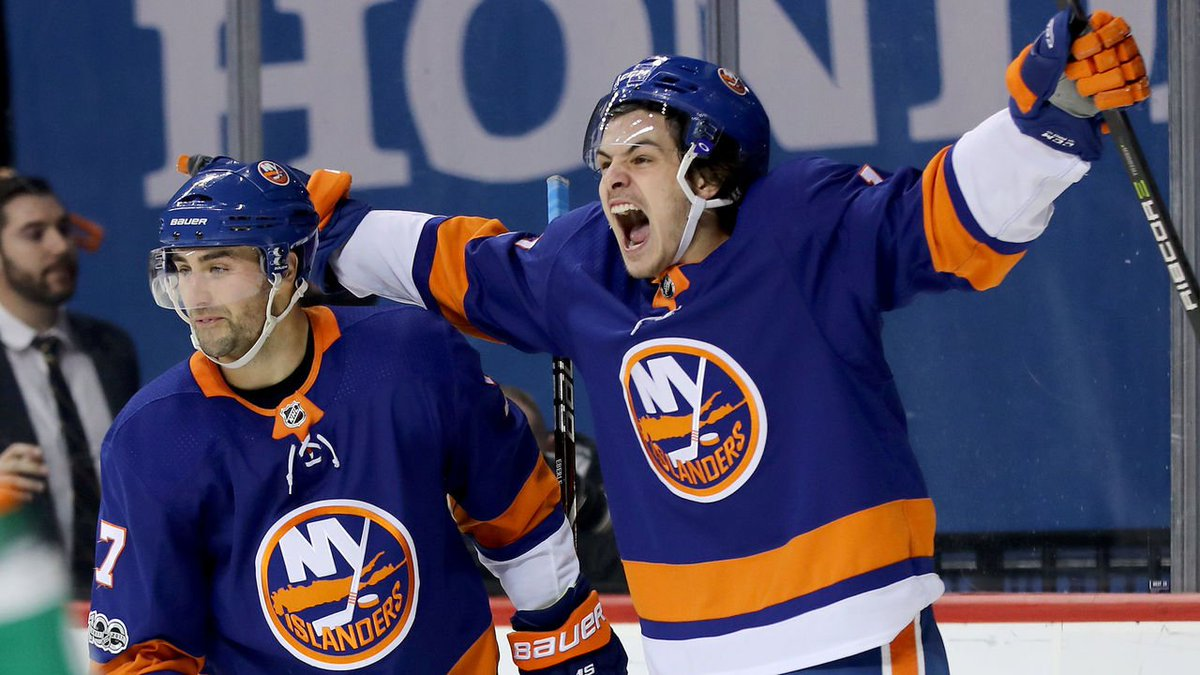 How the Oilers gifted the Islanders with...