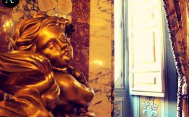 The Doria Pamphilj Gallery in Rome https://t.co/k3uAFXFvtZ #art #travel #Italy #beautyfromitaly