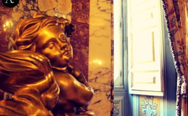 The Doria Pamphilj Gallery in Rome https://t.co/k3uAFXX6Sz #art #travel #Italy #beautyfromitaly