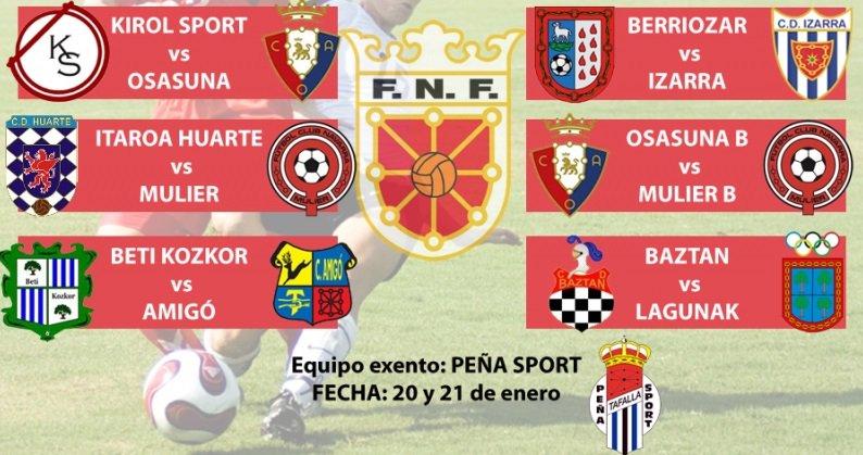 Desde La Banda - Fútbol Navarro (DLB-FN) | Copa Navarra de Fútbol 11 Femenino.
