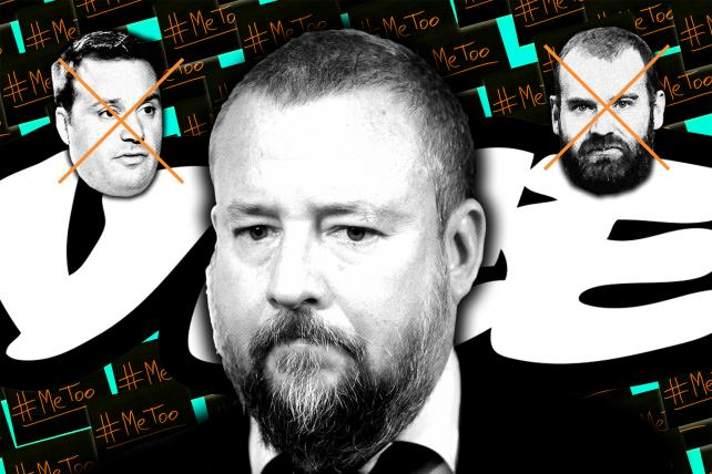 Vice risks losing cool cache with Brands concerned by sexism https://t.co/cyxbB7UaSW https://t.co/8IyukzvmTb