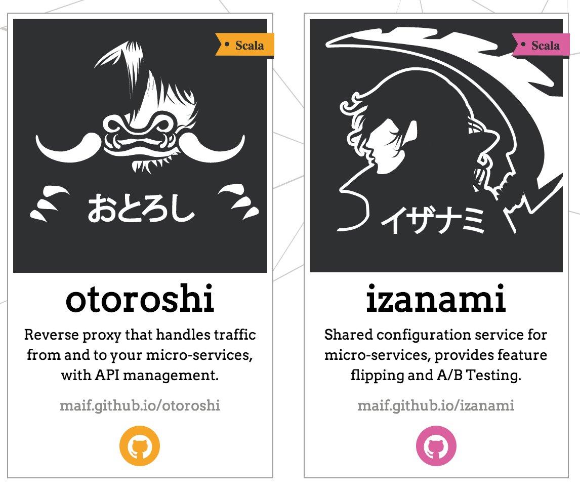 Izanami et Otoroshi