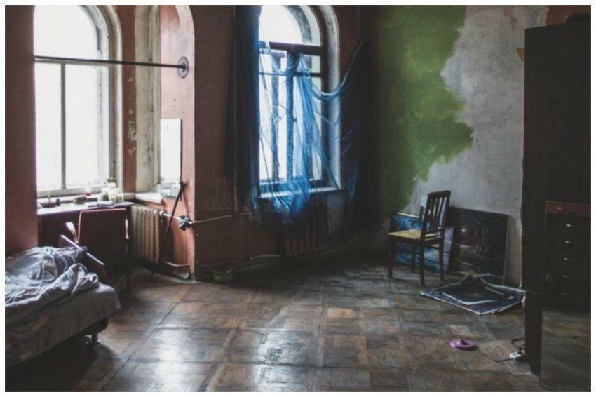 полученные стены, коммуналка в старом фонде фото для вашего телефона