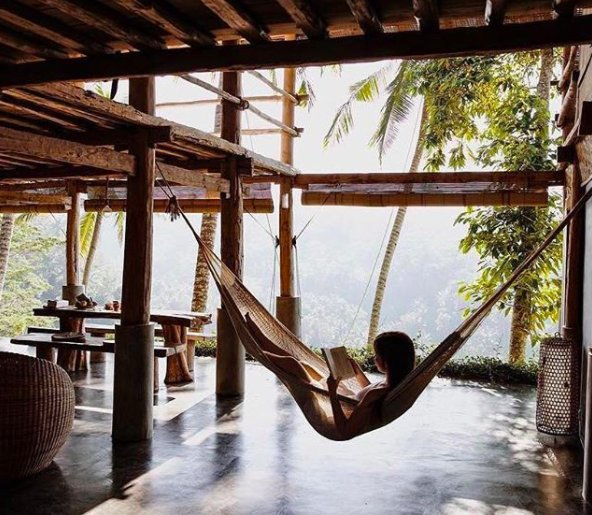 Airbnb india on twitter welcome to your dream hideaway in bali at this 150 year old teak house your only companions will be the ayung river rice fields and some wildlife livethere inbalipicittergkgdoxgi2c thecheapjerseys Gallery