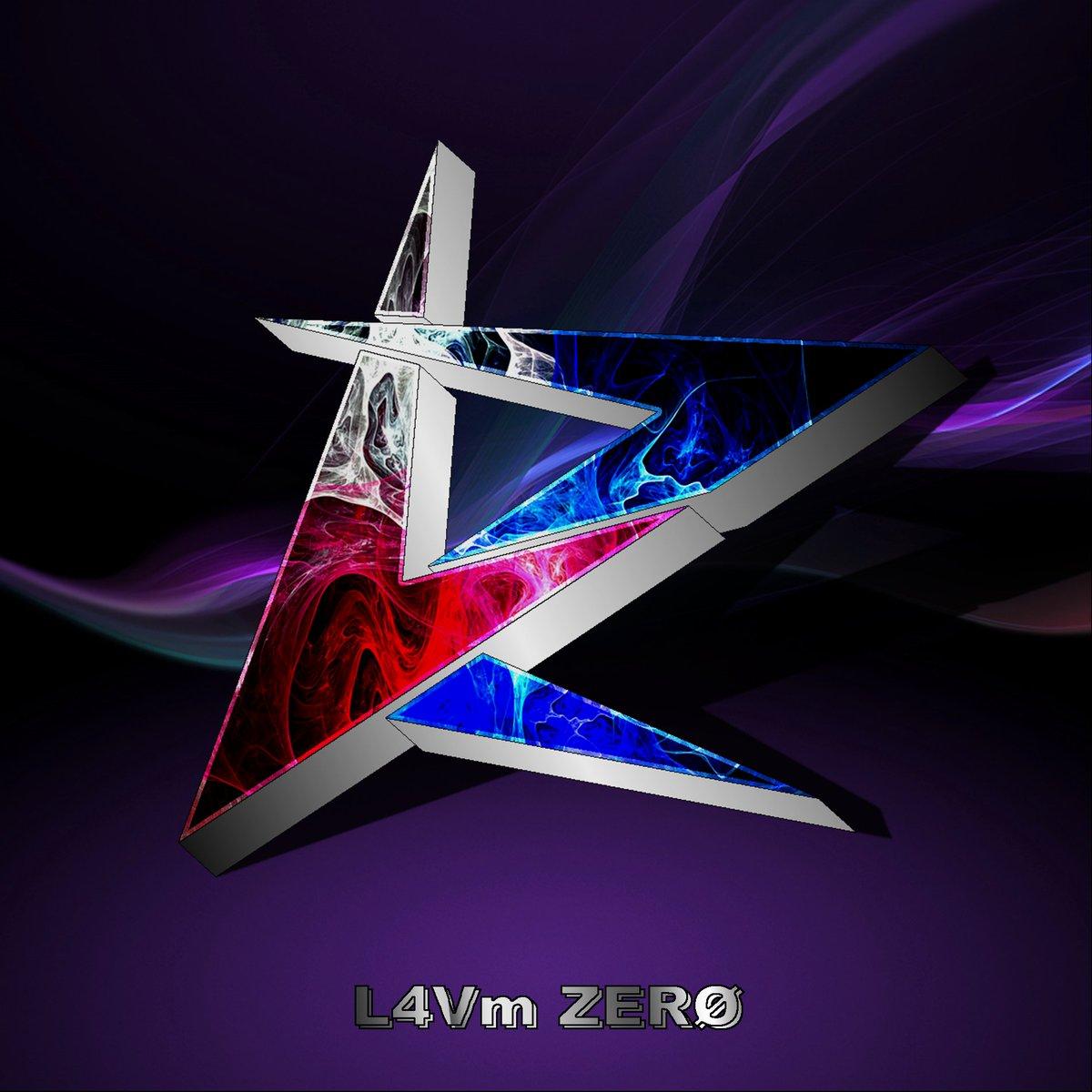 L4Vm ZERØ クランロゴ&アイコン完成しました。