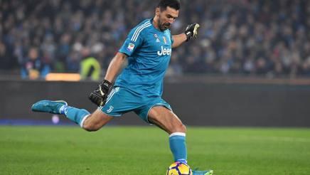 LaGazzettadelloSport's photo on #Buffon