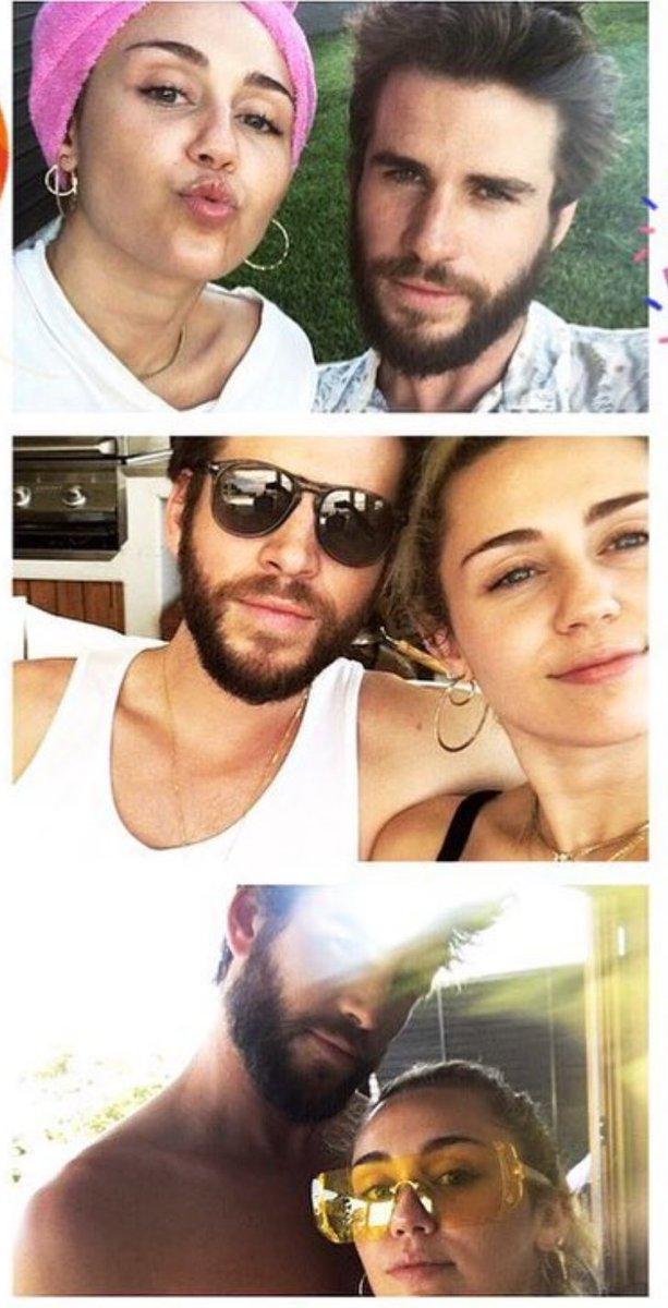 Miley Cyrus e Liam Hemsworth si sono spo...