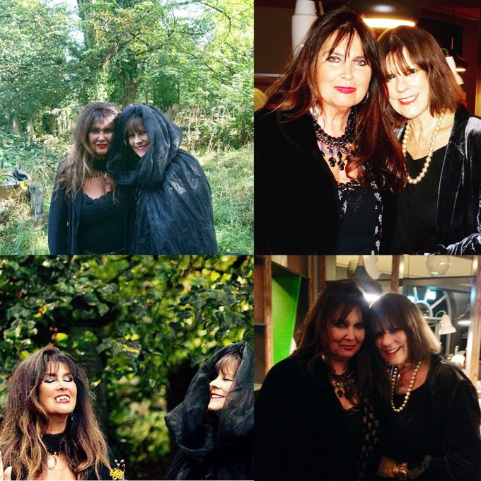 Happy Birthday to one of my favourite people - the sublime Caroline Munro.