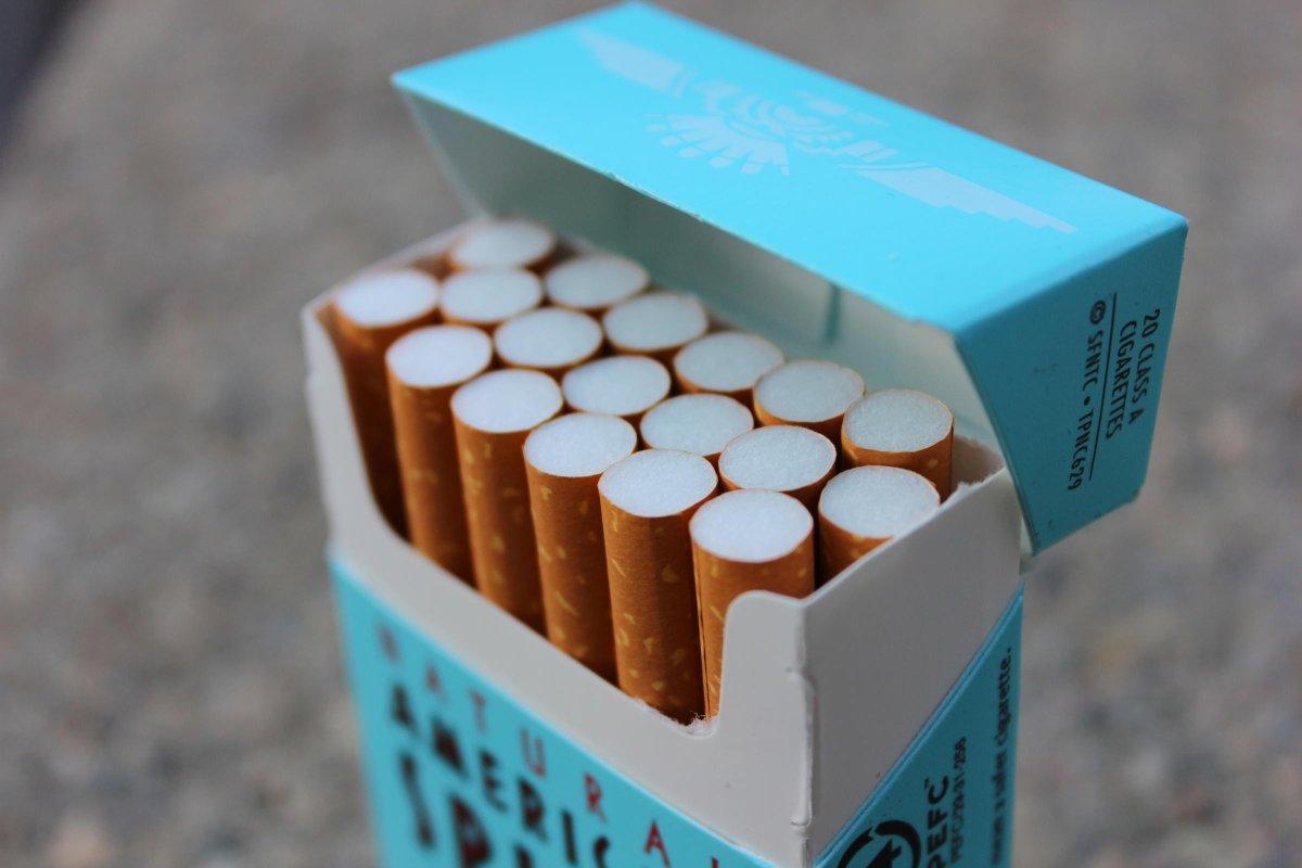 Картинки в пачках сигареты