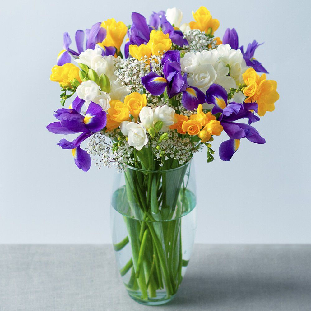 Fresh Spring Flowers Choice Image Flower Decoration Ideas