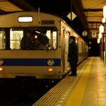 飯坂電車の青帯電車は、近々みんな引退するそうです。 https://t.co/olyafxhbnx  #飯坂温泉出た目旅