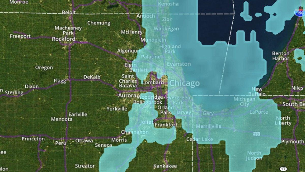 Doppler Radar Latest News Breaking Headlines And Top Stories - Doppler radar chicago