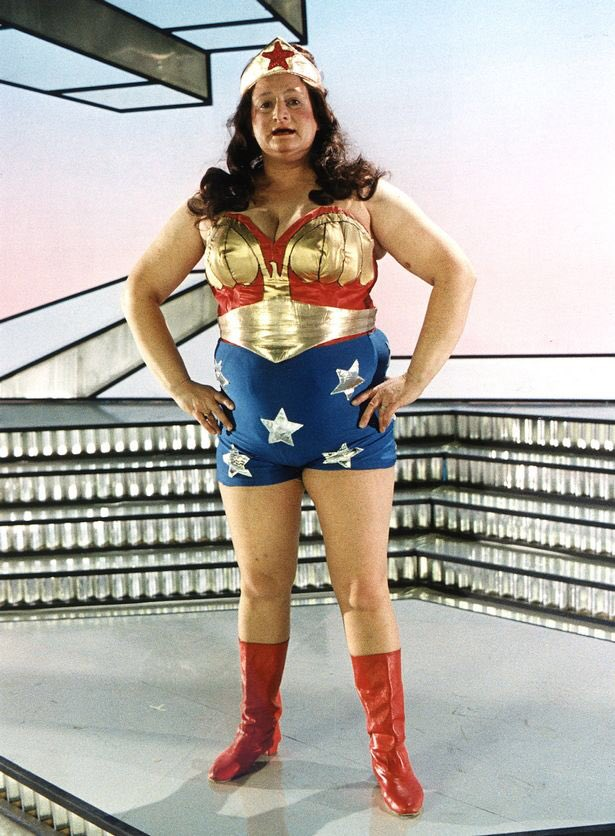 @pitchblacksteed I give you... #Blunderwoman! RIP Bella Emberg 🙏🏻 https://t.co/NEH80bqbiP