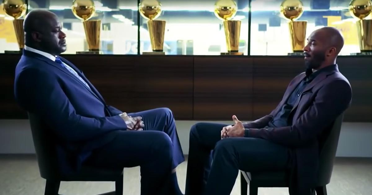 VIDEO: Shaq, Kobe discuss activism in pr...