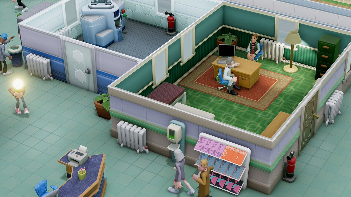 [Test] Theme Hospital pour PC DTq8NouXkAArpAe