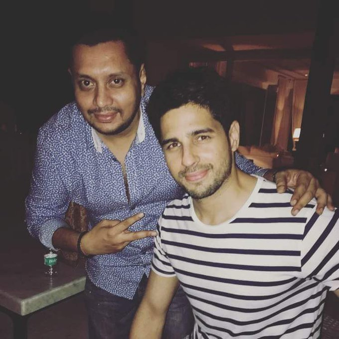 Wishing Sidharth Malhotra a very happy birthday and the very best. God bless