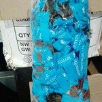 @BarCampBonn Zählung der letzten Tüte hat ergeben, 50 Stück können wir euch schicken. Bitte DM für die Anschrift!