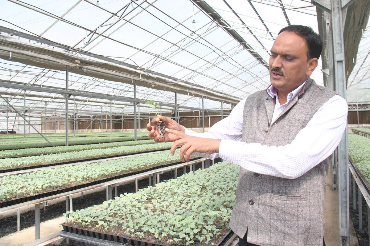 Modi – Netanyahu to visit Rs 12 crore Centre of Excellence for Vegetables