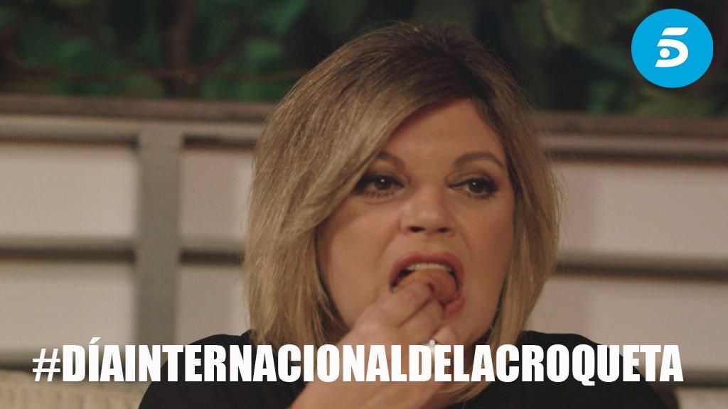 Feliz #DíaInternacionalDeLaCroqueta 😋 &g...