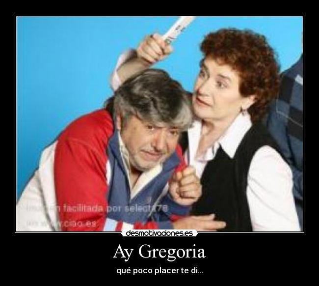 Ay gregoria