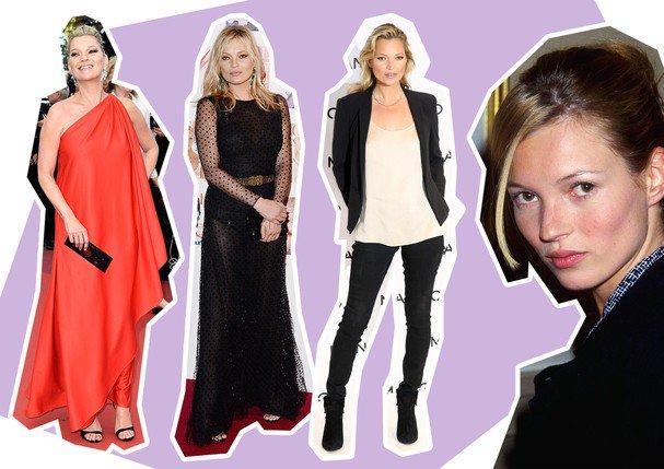 Happy birthday, Kate Moss! 5 momentos emocionantes da top model