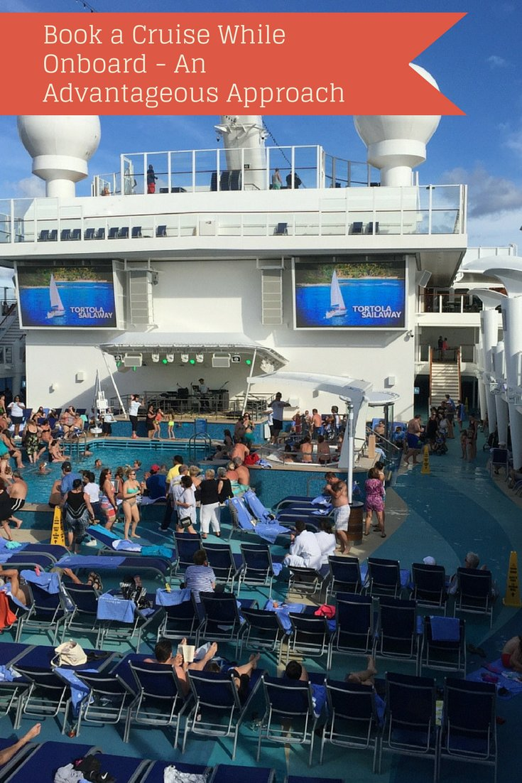 Book a Cruise While Onboard - An Advantageous Approach https://t.co/SFs2l0KzlW https://t.co/2NqxuVhNgR