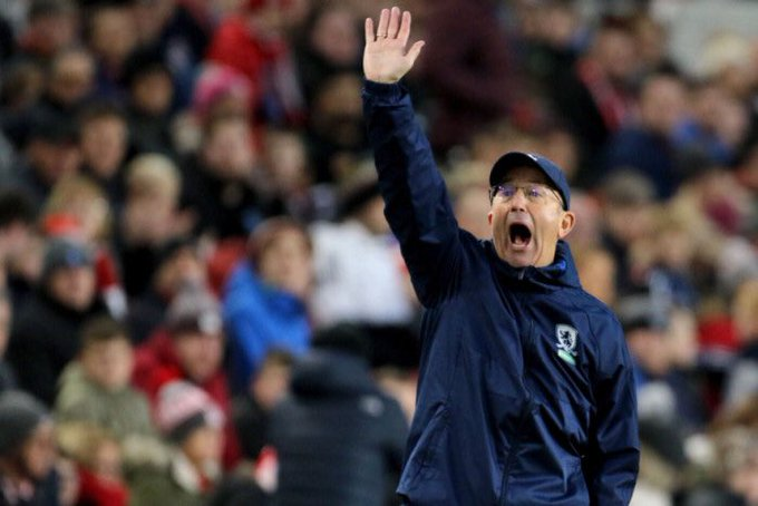 Happy 60th birthday to the Boro boss Tony Pulis