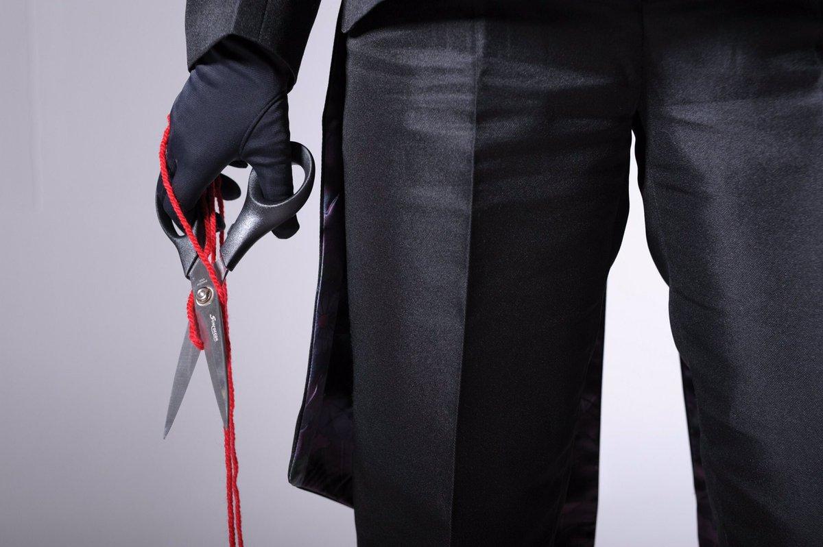 【cos*燭台切光忠】 僕と君を繋がない赤い糸なんて 斬ってしまおう  燭/ライチ p/陽太郎@sonicppg