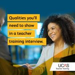 Find out what providers are looking for at #teachertraining interviews  via @ucas_online  https://t.co/kElWYVQ2ky  #getintoteaching #traintoteach #scitt
