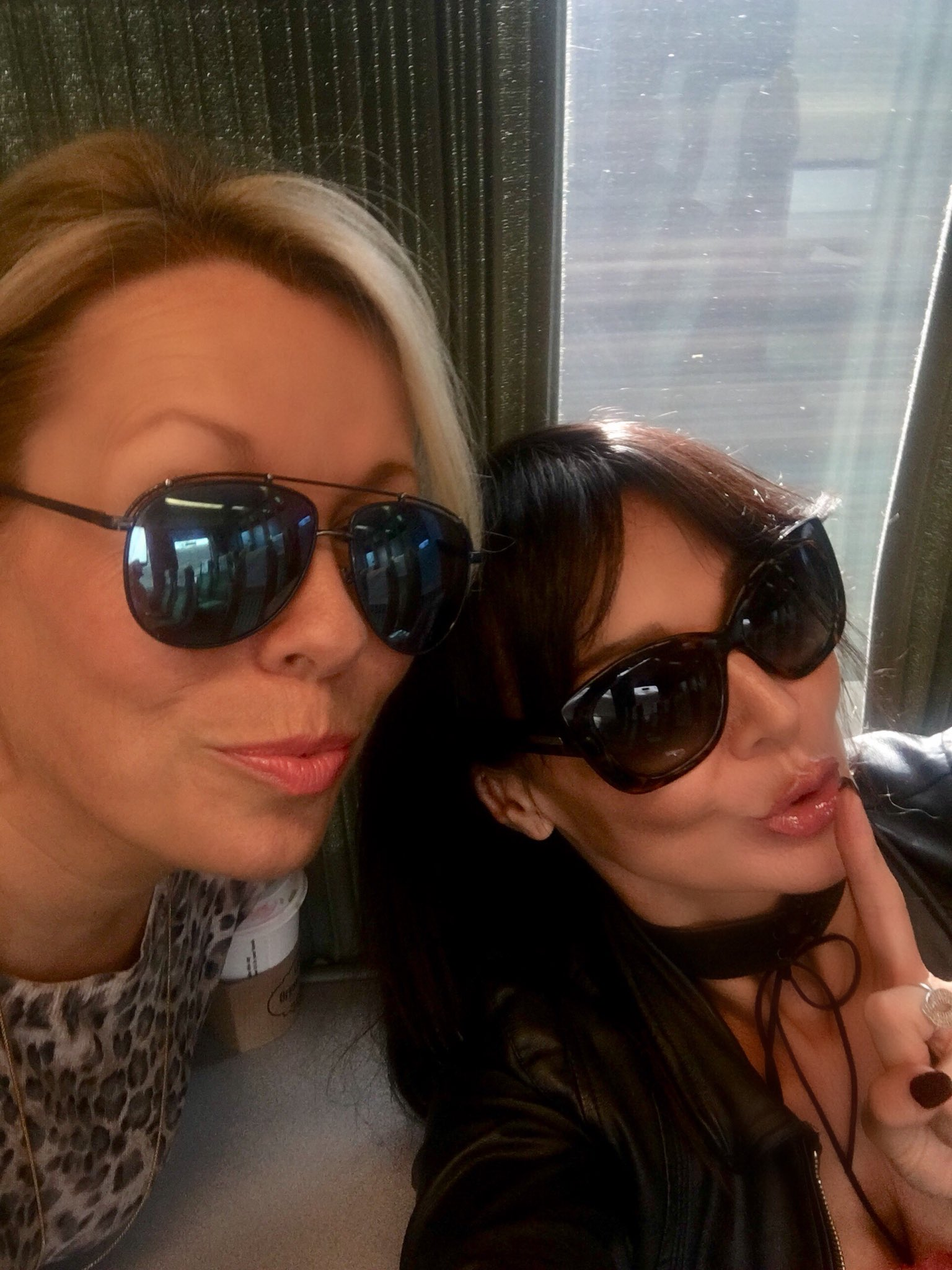 On another mad road trip with my gorgeous @WhiteMgmnt ! What are we up to now? Filming flirting and fun ! #tv #fun https://t.co/9siLscFQWX