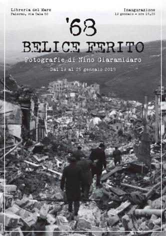 """""""'68. Belìce Ferito"""", alla libreria del Mare la mostra di Nino Giaramidaro - https://t.co/RPqIyclFd3 #blogsicilianotizie"""