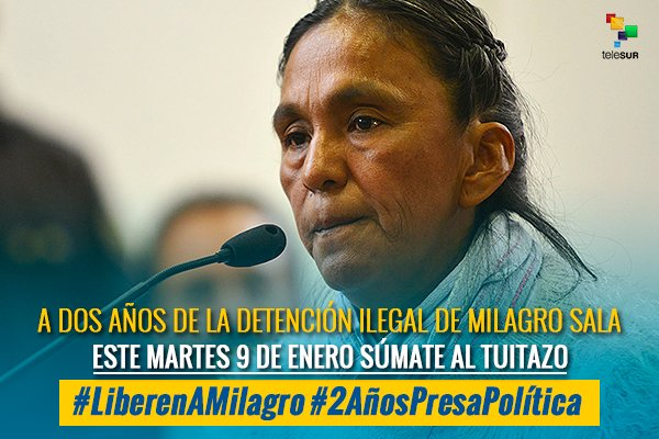 #LiberenAMilagro https://t.co/sbZ6zynyf1