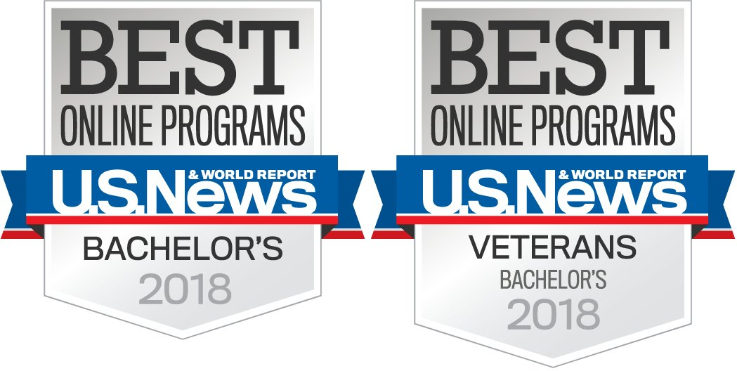 US News Bachelor's Veterans and US News Bachelor's