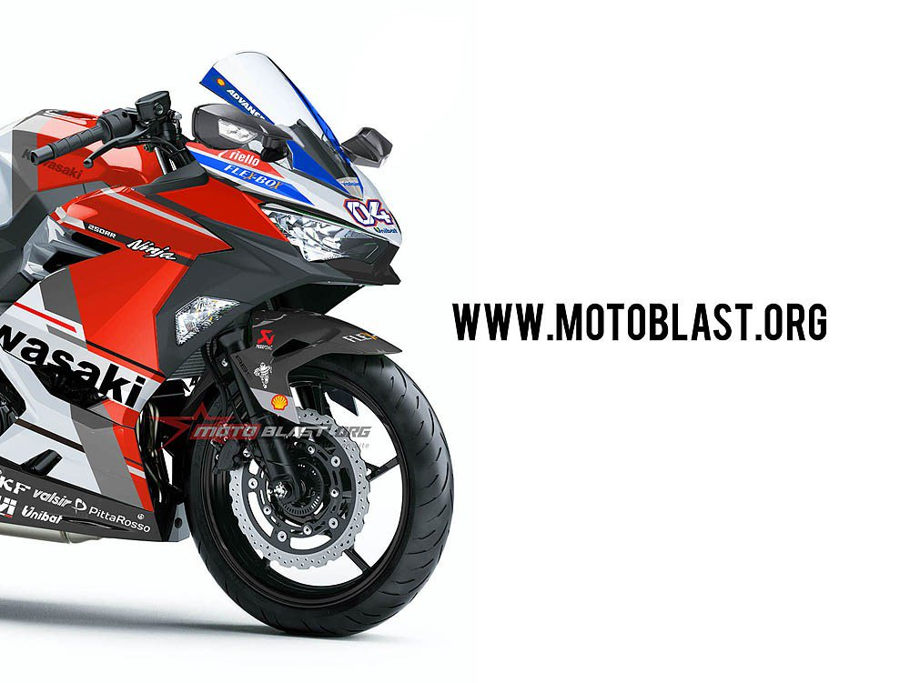 Blog Motoblast On Twitter Modifikasi Striping New Kawasaki
