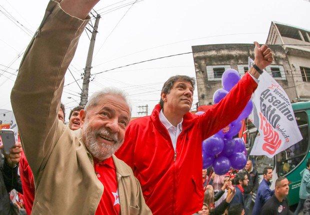 Indiciamento de Haddad 'atinge indiretamente a campanha de Lula', diz colunista https://t.co/rG5CFjjXJG