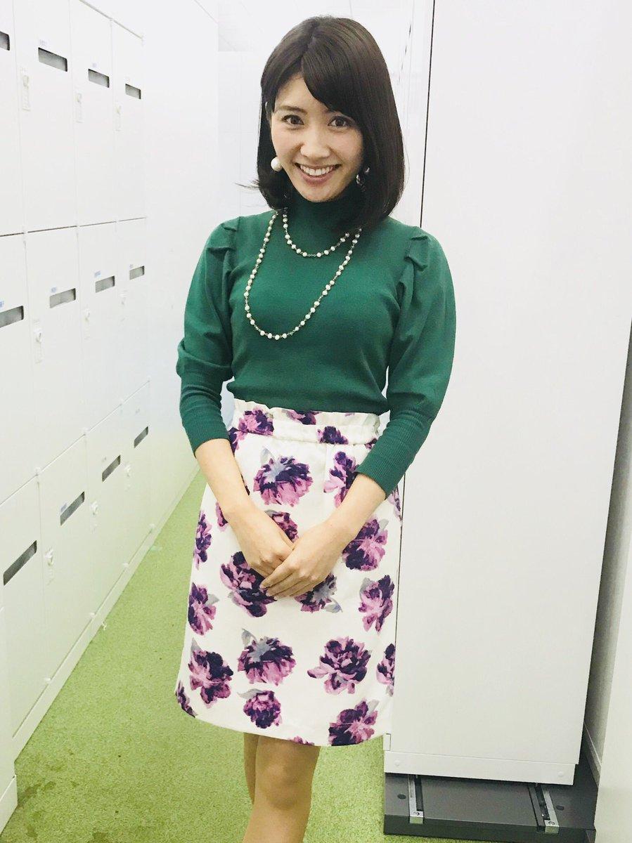 久保井朝美(TBS、MXお天気キャスター)