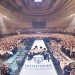 本日のツアーPATHFINDER神戸ワールド記念ホール1日目終了しました🙌🏻ありがとうございました🙏…
