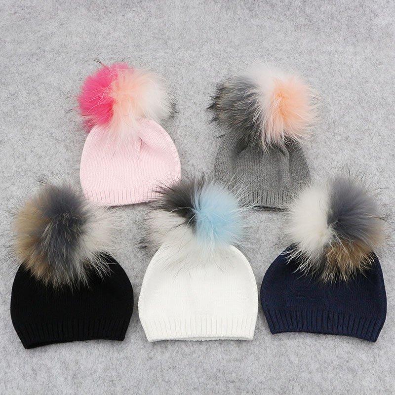 d4fc5833e3b ... hat. https   www.aliexpress.com store product GZHILOVINGL-2017-New- Winter-Children-Toddler-Kids-Boys-Girls-Cotton-Crochet-Knitted-Beanies- Skullies-Caps- ...