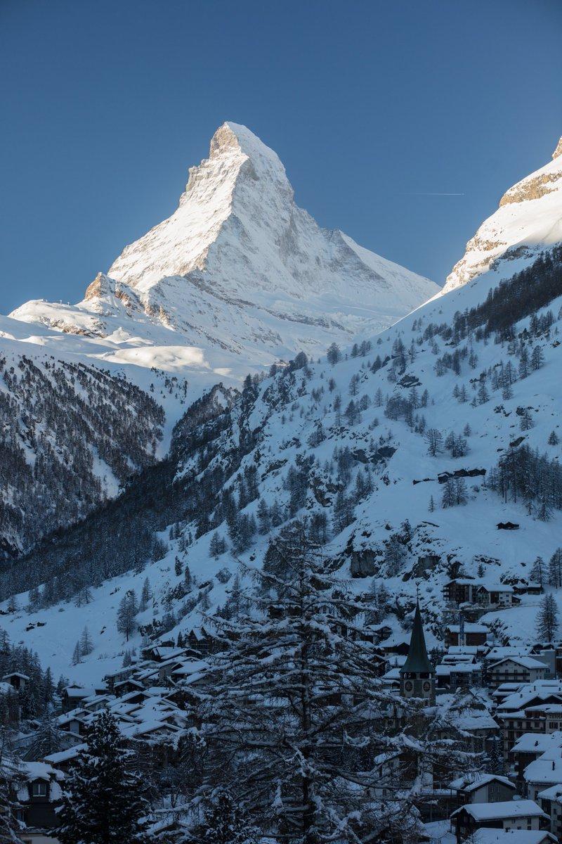 Zermatt Matterhorn On Twitter We Love Winter What About You