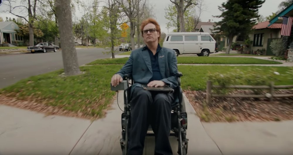 Joaquin Phoenix stars as alcoholic cartoonist John Callahan in the upcoming Gus Van Sant-directed biopic https://t.co/tlwzUXmgce