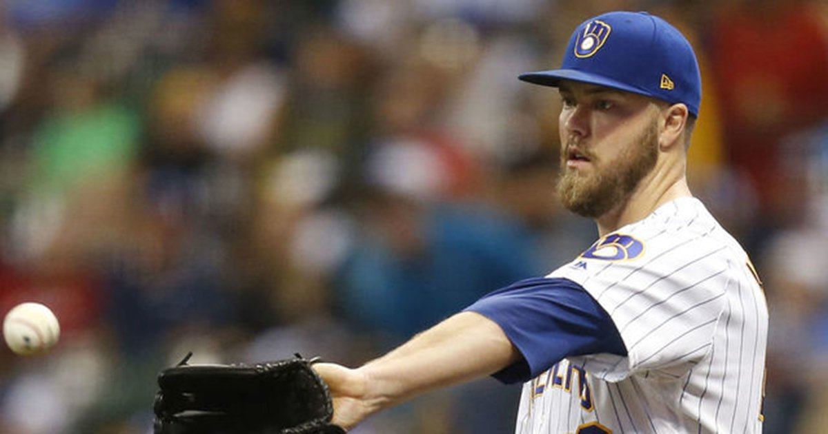 Brewers' Jimmy Nelson credits hyperbaric...