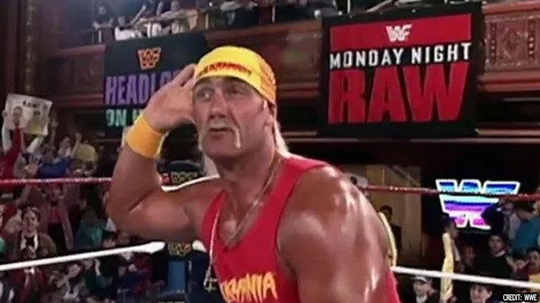 Hulk Hogan Claims He's Not Booked For #R...