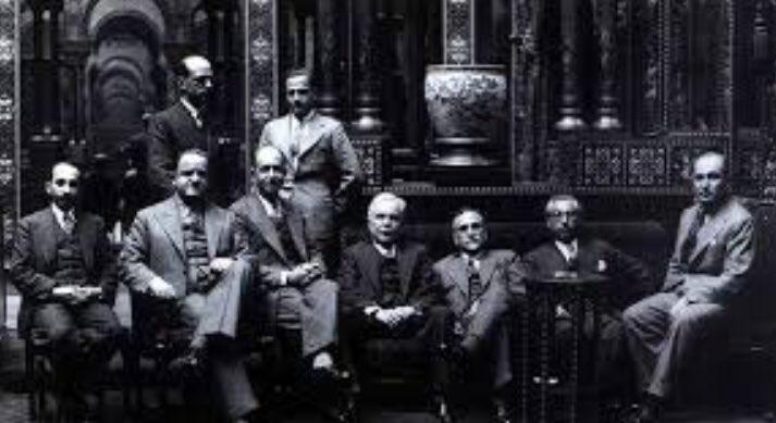@Shishakly هكذا كان البرلمان السوري قبل...